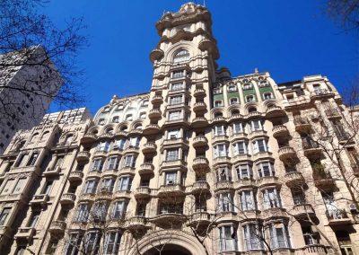Facade - Buenos Aires