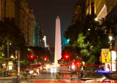 Obelisk, Buenos Aires